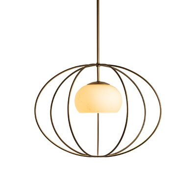Interlude Cadence 1-Light Mini Pendant