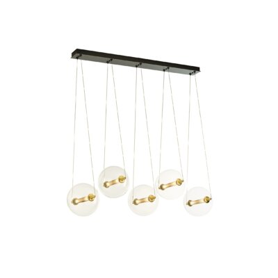 Otto 5-Light Kitchen Island Pendant