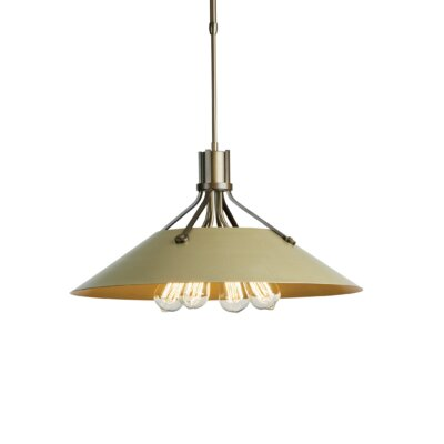 Henry 4-Light Bowl Pendant
