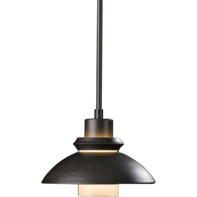 Staccato 1-Light Pendant Finish: Opaque Black