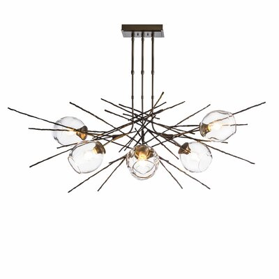 Griffin 6-Light Sputnik Chandelier