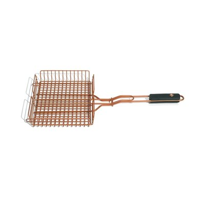 Grill Basket with Soft Grip Handle