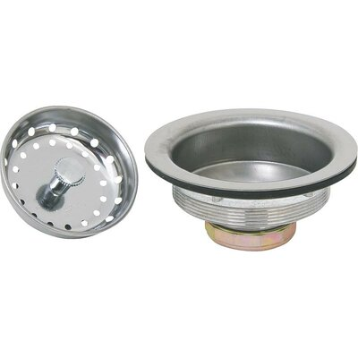 World Wide Sourcing Stainless Steel Sink Strainer