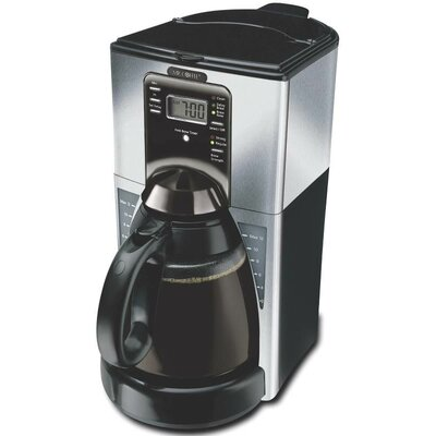 Rival 12 Cup Automatic Coffee Maker 072179229810