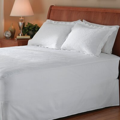 M0 Heated Mattress Pad Size: Queen