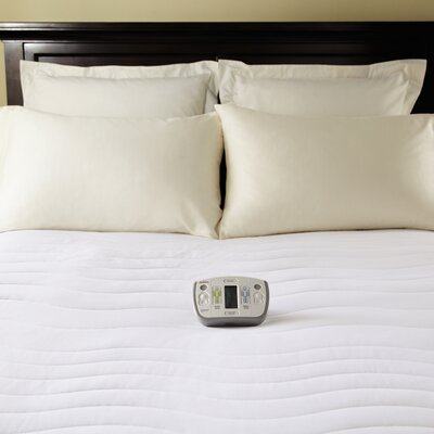 TMP Heated Mattress Pad Size: Full