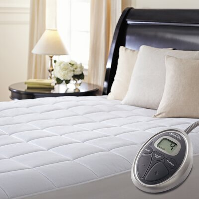 Pmp Heated Mattress Pad Size: Full