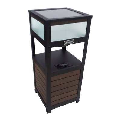 Solar Charging Audio Side Table