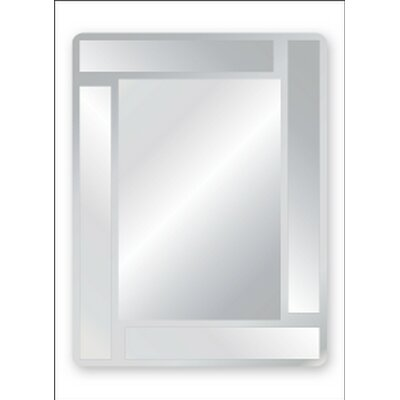 Rectangle Accent Mirror 254-2030