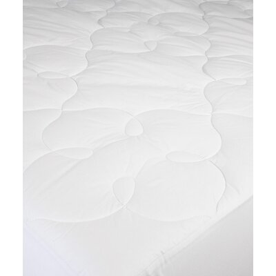 Silky Cotton Mattress Pad Size: Full