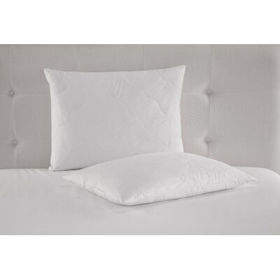 Perry Ellis Down and Feathers Pillow Size: Queen