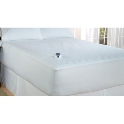 Richter Heat 0.5 Polyester Heated Mattress Pad Size: Queen