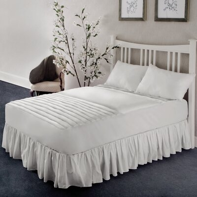 Wellrest 1 Polyester Mattress Pad Size: Full
