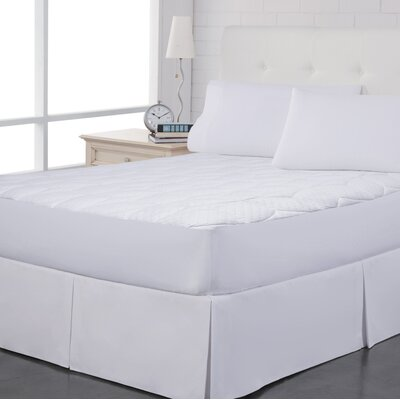 Pin Dot Mattress Pad Size: Queen