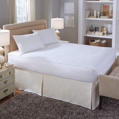 Micrplush 1 Mattress Pad Bed Size: California King