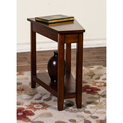 Chairside Table Finish: Brown Cherry