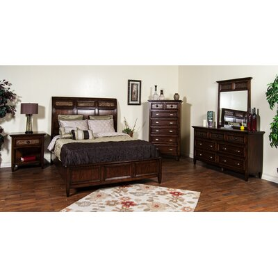 American Prairie Queen Platform Configurable Bedroom Set