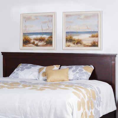 Napa Panel Headboard Size: King