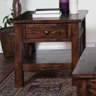 Ranch House End Table