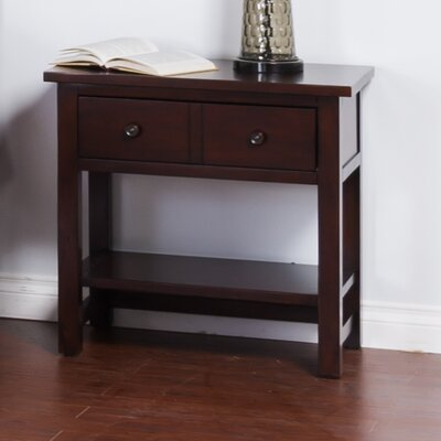 Napa 2 Drawer Nightstand
