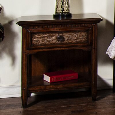 American Prairie 1 Drawer Nightstand
