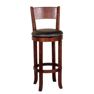 Cappuccino 30 Swivel Bar Stool