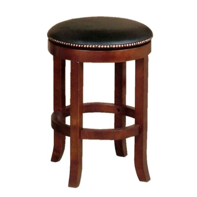 Cappuccino 24 Swivel Bar Stool