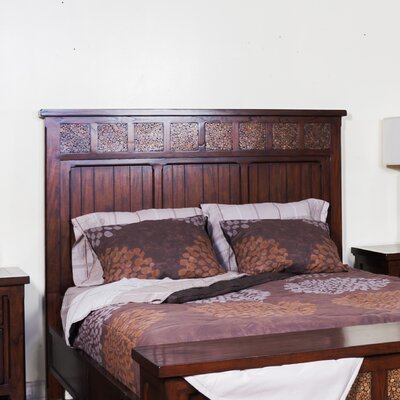 Woodland Panel Headboard Size: Queen