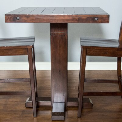 Midvale Adjustable Height Pub Table
