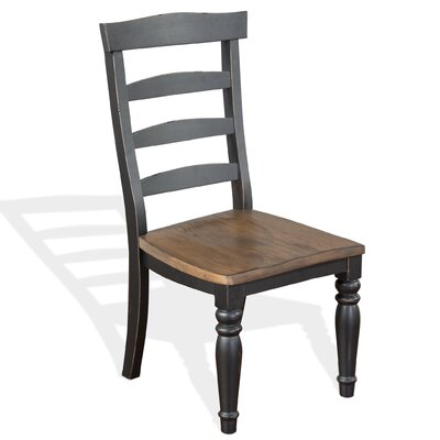 Patenaude Solid Wood Dining Chair