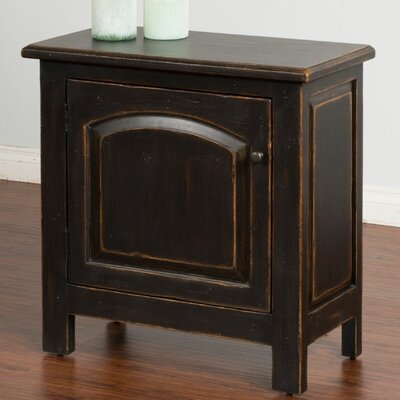 St. Charles End Table with Storage