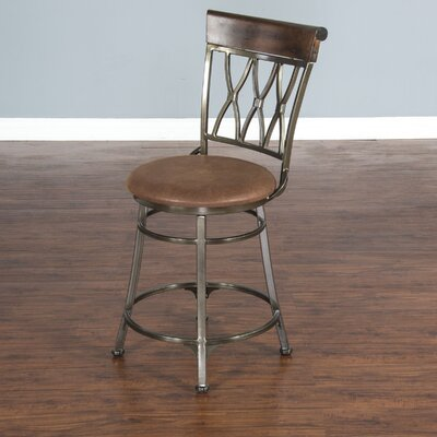 Manning 24 Swivel Bar Stool