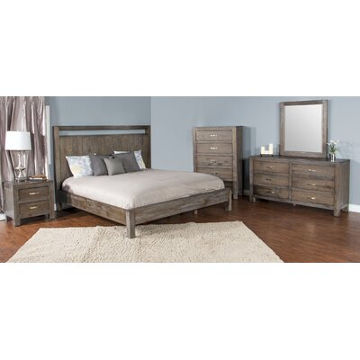 Cortney Platform Customizable Bedroom Set