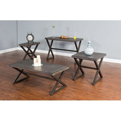 Brittani 4 Piece Coffee Table Set