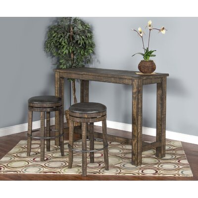 Cortney Pub Table Finish: Tobacco Leaf
