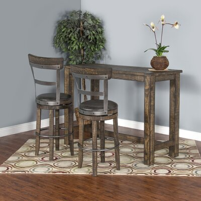 Cortney Pub Table Color: Tobacco Leaf