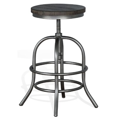 Avondale Adjustable Height Swivel Bar Stool