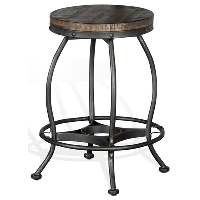 Pollie 24 Swivel Bar Stool