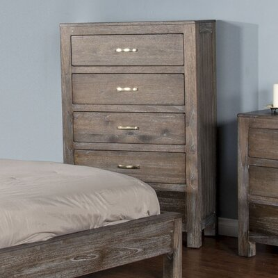 Cortney 5 Drawer Standard Chest