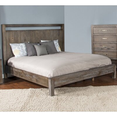 Cortney Platform Bed Size: King