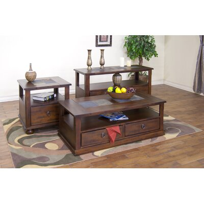 Sunny Designs Santa Fe Coffee Table Set Sdz1174