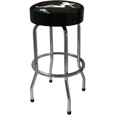 Lady Silhouette 30.5 inch Bar Stool