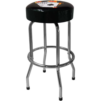Poker 30.5 Bar Stool