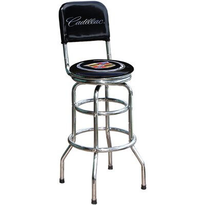 CG Sparks Steel Stacking Barstool in Natural Patina (Set of 2 ...