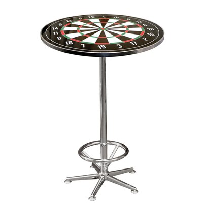 Dart Board Pub Table