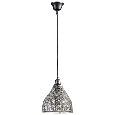 York 1-Light Mini Pendant