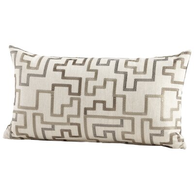 Tetris Boudoir/Breakfast Pillow