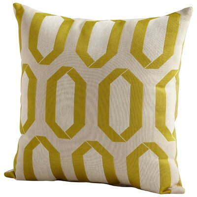 Lime Light Throw Pillow