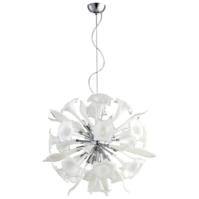 Remy 12-Light Globe Pendant