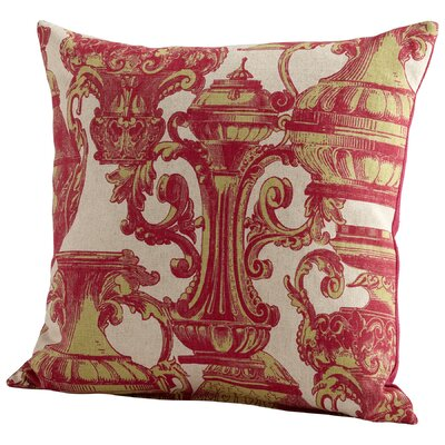 Urn Your Keep Throw Pillow